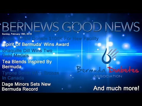 "Bernews ""Good News"" Sunday Spotlight, February 18, 2018"