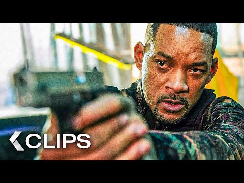 BAD BOYS 3: For Life All Clips & Trailer (2020)