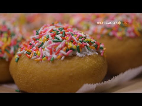 Chicago's Best Donuts: Dunk Donuts
