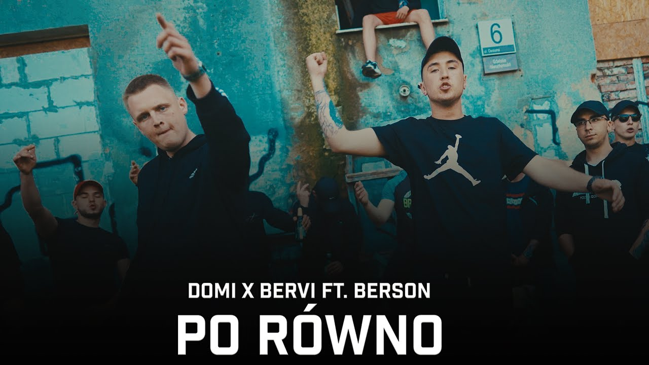 Domi x Bervi ft. Berson - Po równo