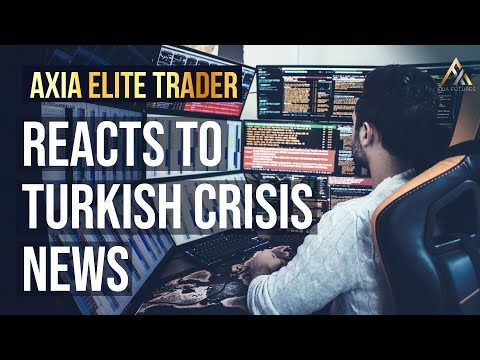 Axia Elite Trader Fast Order Flow Execution Over Turkish Crisis | Axia Futures