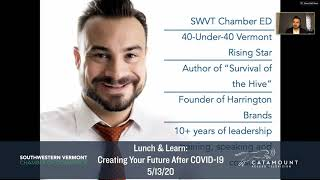 Lunch & Learn: Creating Your Future After COVID-19 // 5-13-20