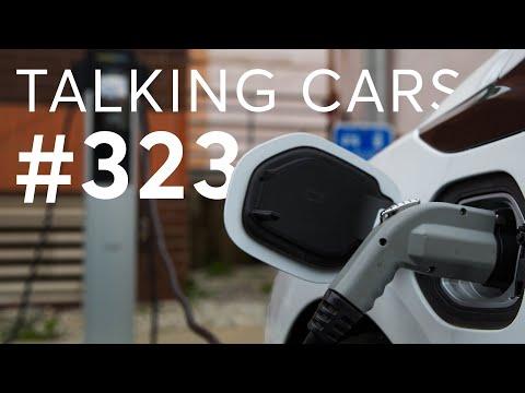 EV Range Anxiety; Are Swivel Seats Safe?   Talking Cars #323