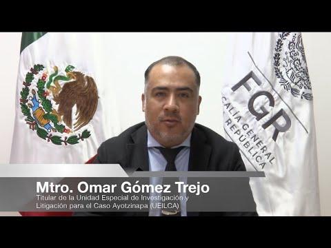 Avances recientes sobre el caso de los estudiantes de la Normal Rural de Ayotzinapa.