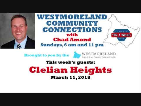 Westmoreland Community Connections: March 11, 2018