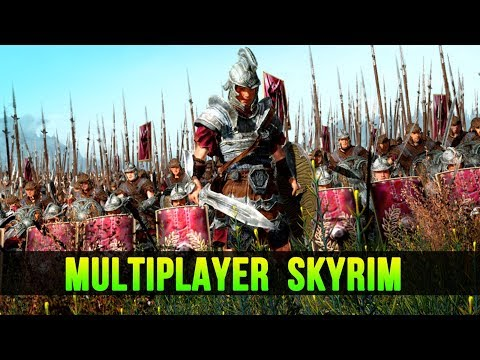 Skyrim Multiplayer is Coming…  With PVP & Co-op BUT how will it work
