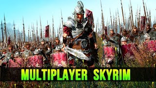 Skyrim Multiplayer is Coming…  With PVP & Co-op BUT how will it work thumbnail