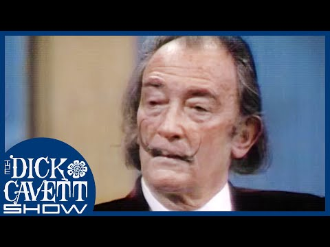 Salvador Dali On The Meaning Behind His Art | The Dick Cavett Show