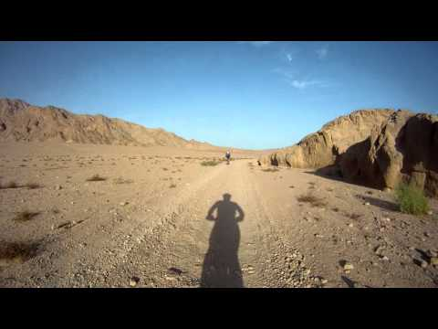 MTB tour in South Sinai Desert