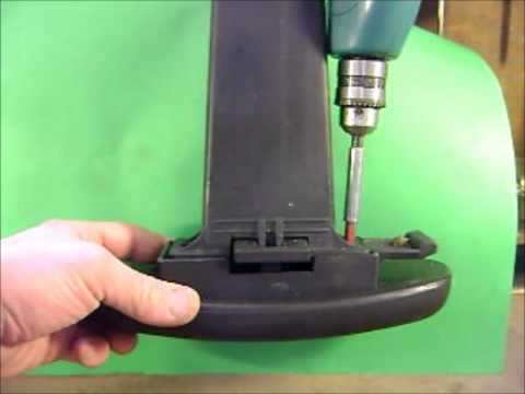 Chair Arm Repair Part 2 Of 2