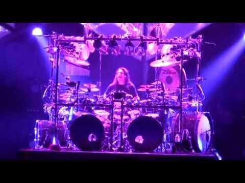 Best Drum Solo Ever - Mike Mangini