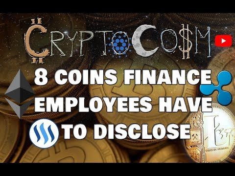 Ep:54 8 Coins Finance Employees Now Have to Disclose & Why?