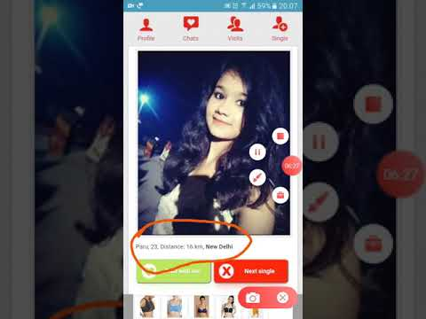 दिन-रात लड़कियां वीडियो कॉल करेंगे यहां पर तुमसे video calling chating app review from YouTube · Duration:  2 minutes 14 seconds