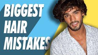 5 BIGGEST Men's Summer Hair Mistakes | Ashley Weston & Dorian