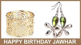 Jawhar   Jewelry & Joyas - Happy Birthday