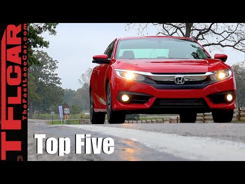 Driven Reviewed Top Five Best All New Cars of 2016