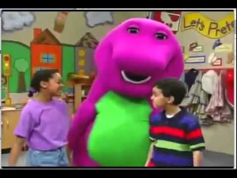 Barney I Love you season 4 version 3