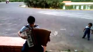 A Quai -Yann Tiersen accordion cover