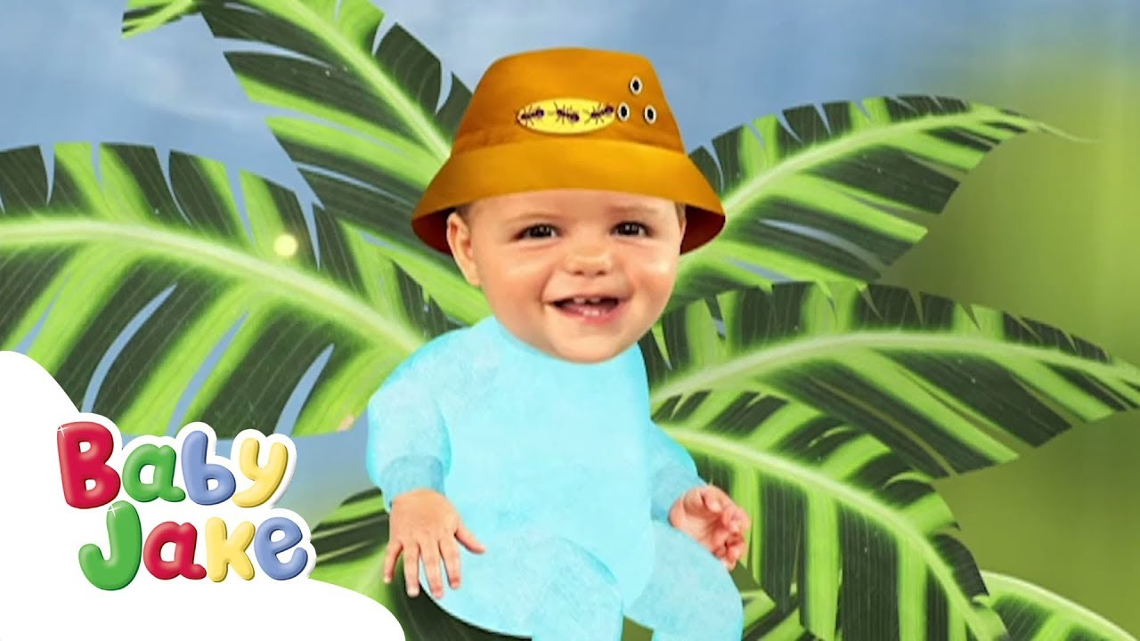 Baby Jake - Catching Fireflies | Full Episodes | Yaki Yaki ...