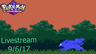 Pokemon Crystal: Lizardon x Fushigibana คอมโบ (Speedrun Attempt 4)