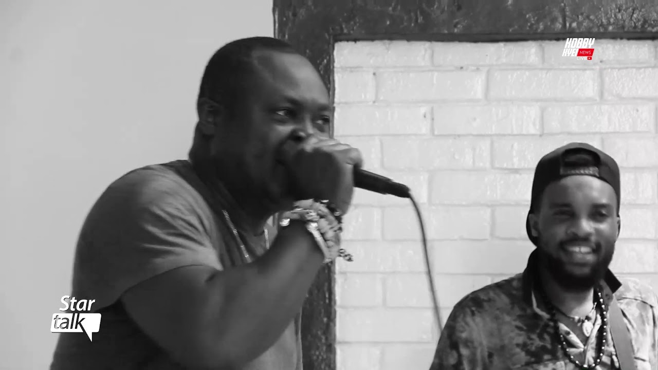 Stonebwoy's Sobolo Song Is Top Notch   Exclusive With Dela Botri & The Hewale Band