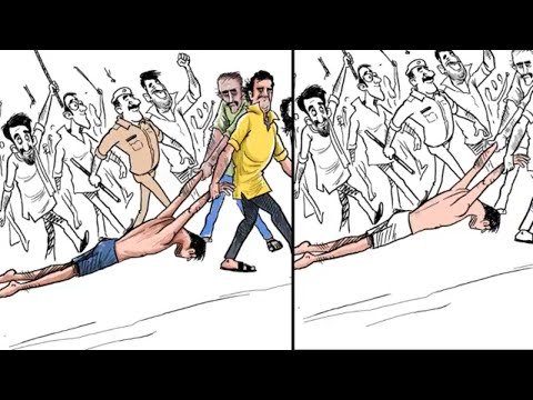 Hapur lynching and hapur marching! Where is India heading?