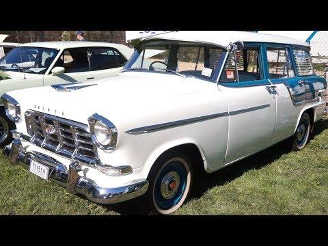 Laggan Pub Car Show: Classic Restos - Series 37