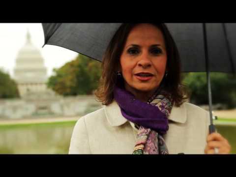 USA Election 2012 Coverage By Al-Jazeera Media Network  (Maryam's Promo)