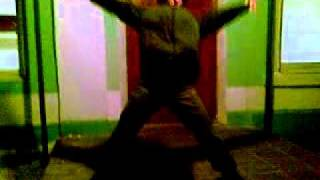 Пьяный танцор из Моршанска