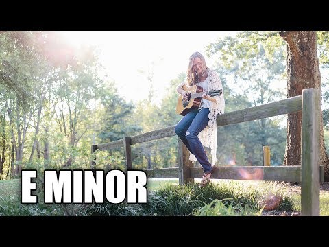 Acoustic Guitar Backing Track In A Minor | This Summer - YouTube