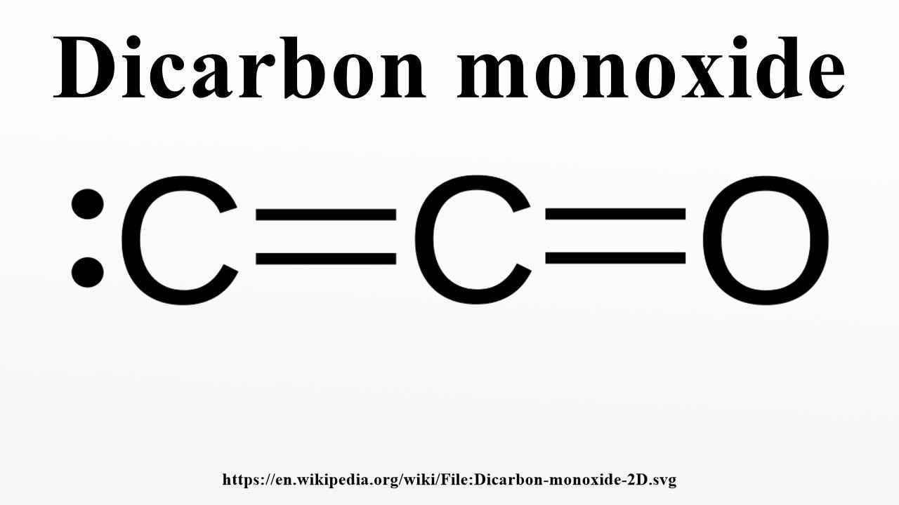 dicarbon monoxide