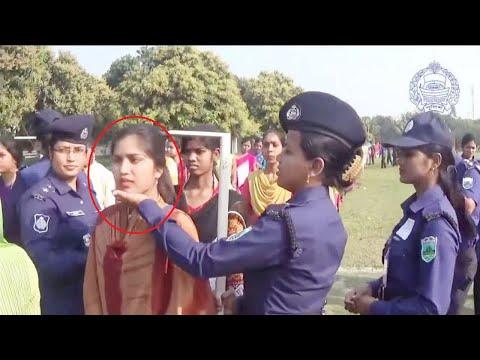 Beautiful lady Police Recruitment    Women Police Job    Female Police Job    BD Police News Update