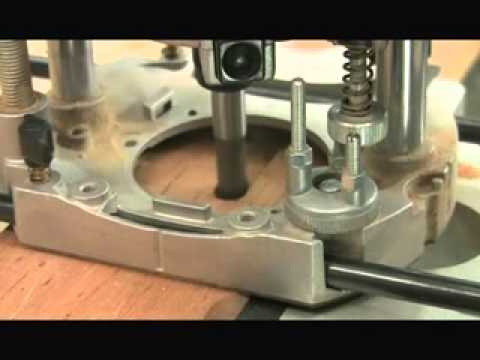 guide to using straight router cutter bits youtube. Black Bedroom Furniture Sets. Home Design Ideas