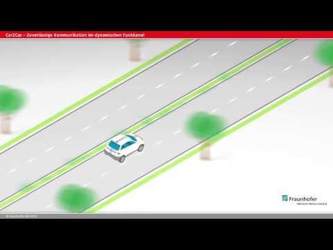 Car2Car Car2X Kommunikation (German)
