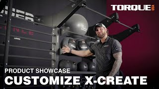 How To Customize Your X-Create Functional Training System