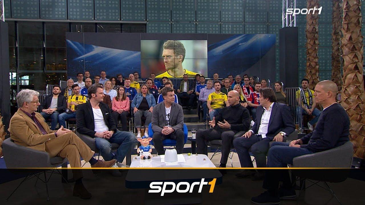 CHECK24 Doppelpass: Expertenrunde vernichtet Borussia Dortmund | SPORT1