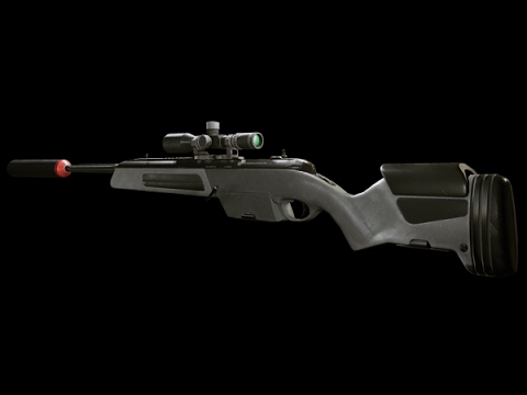Warface - Steyr Scout  ZBP