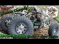 RC Moon Buggy Shannon Campbell KOH 2008 - build + video action