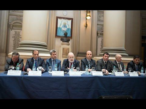 VII Conferencia Nacional de Jueces: panel Corrupción e impunidad