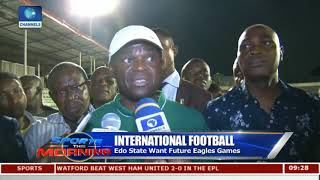 FIFA U-20 W.Cup Qualifiers: Analysing Falconets' Bashing Of Morocco Pt.2 |Sports This Morning|