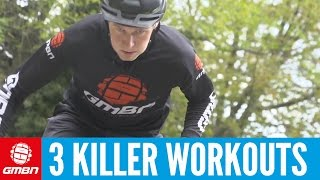 Get Fit Fast: Three Killer Interval Workouts | Mountain Bike Training
