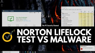 Norton LifeLock 360 Test vs Malware: Security Review