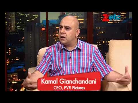 ETC Bollywood Business | Mr. Kamal Gianchandani - CEO, PVR Pictures | Komal Nahta | HD