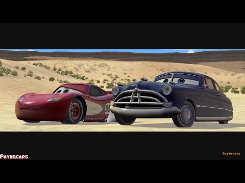 Cars: Superdrive Edition: Doc's Lesson: Powerslide And Doc's Challenge | Development Diary #19