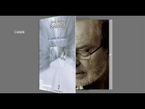 """""""El llibre dels adéus""""  Josep Anton Soldevila"""