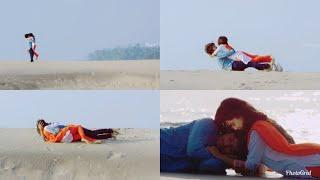 Mel Kattu Moolaiyile Bhoomi Nananjirichu💕Taj Mahal Theme 💕Romantic Status 💕 Whatsapp love status