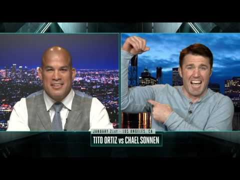 Tito vs Chael Debate it Out