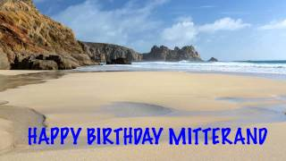 Mitterand Birthday Beaches Playas