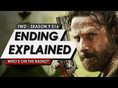 The Walking Dead: Season 9: Finale Ending Explained | Who's