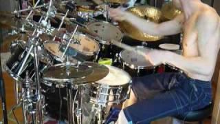De Kreuners - Zij heeft stijl (drum cover)